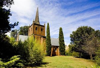 St Paul the Apostle, Carcoar