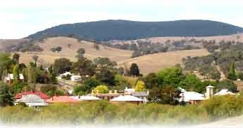 Mount Macquarie, Carcoar