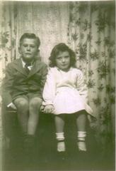Robert & Jennifer Hall, c.1945